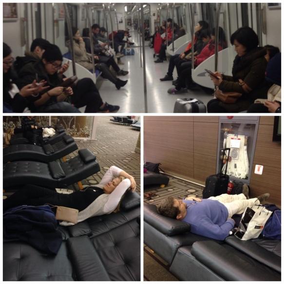 Seoul Airport- leg 2 of 4