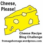 Cheese Please!Blog Challenge