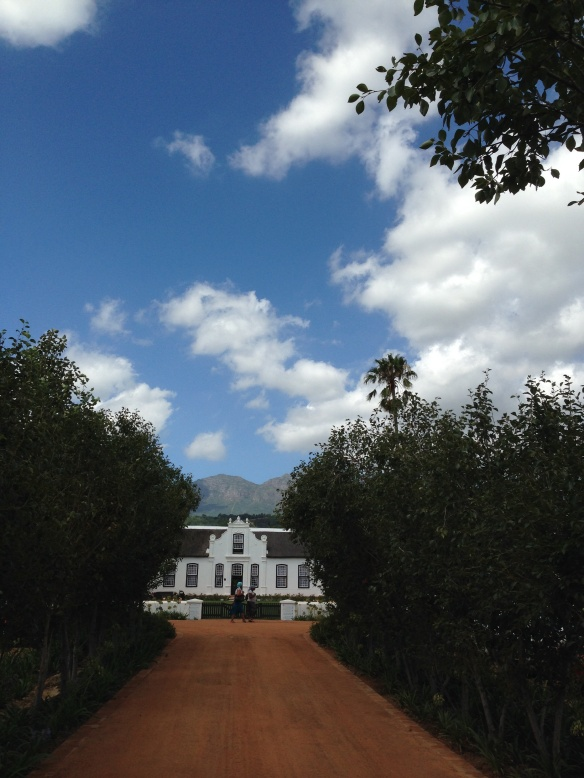 Weltevreden Estate