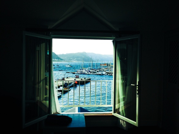 Room with a view-Simon's Town