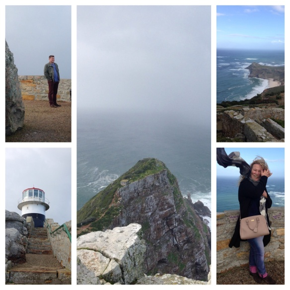 Cape Point and then Antarctica!
